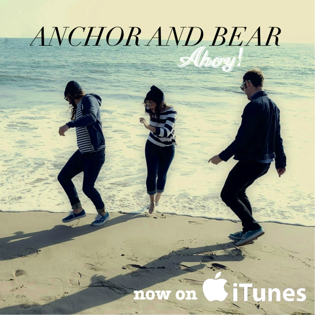 Anchor and Bear now on itunes