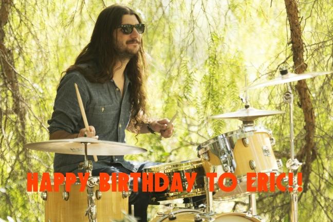 Eric Birthday