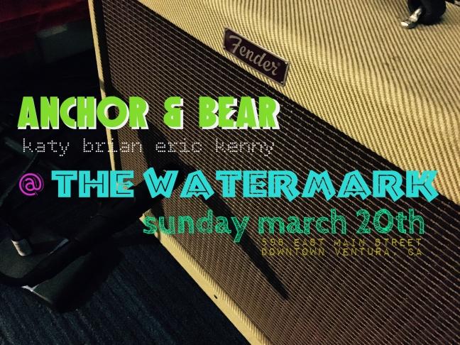 Watermark Sunday